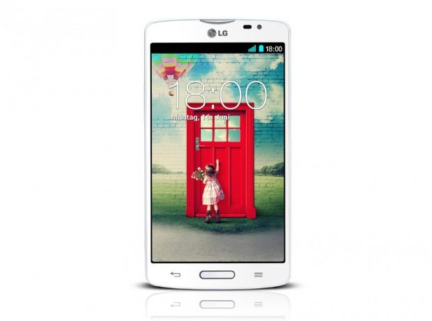 Das neue LG L80 (Bild: LG)