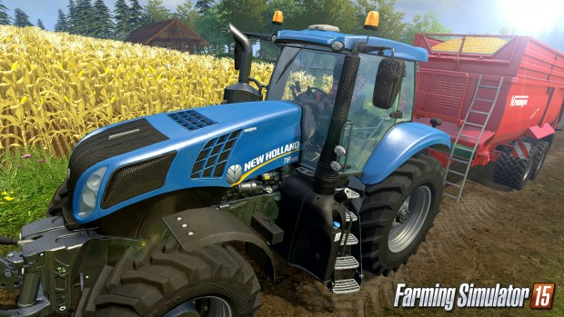 Landwirtschafts-Simulator 15 (Screenshot: Giants Software)