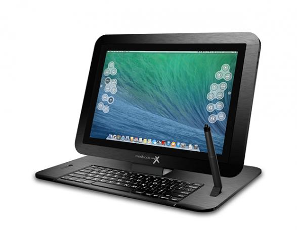 Modbook Pro X (Bild: Kickstarter)