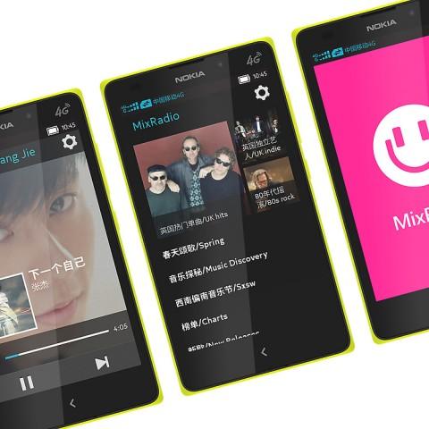 Nokia XL 4G (Bild: Nokia)