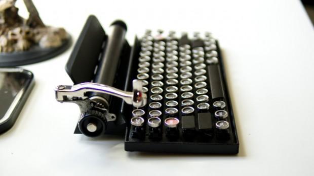 Qwerkywriter (Bild: Kickstarter)