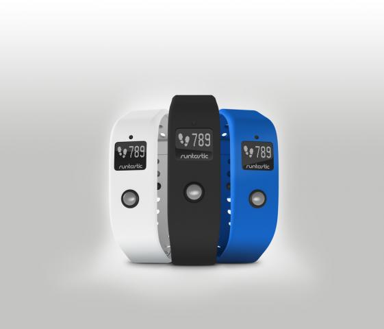 Runtastics neue Fitness-Tracker Orbit (Bild: Runtastic)