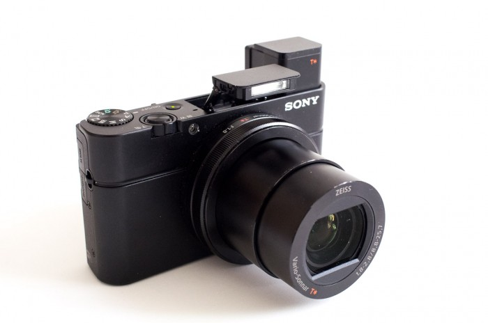Sony RX100 Mark III (Bild: Andreas Donath/Golem.de)