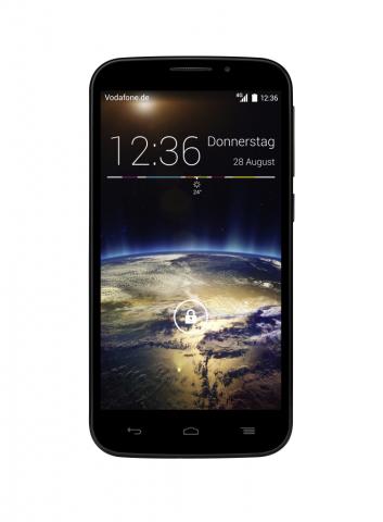 Das Vodafone Smart 4 Power (Bild: Vodafone)