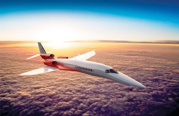 Die AS2 von Aerion Supersonic ist noch ein Konzept. (Bild: Aerion Supersonic)