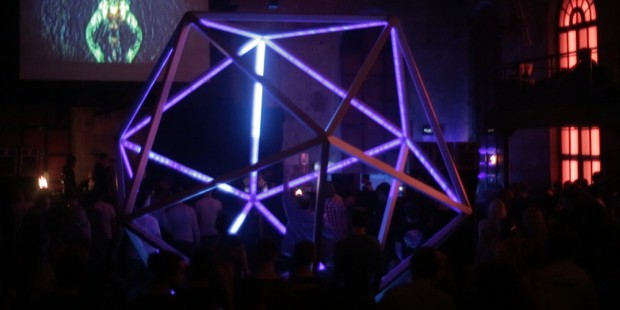 Icosahedron von Tim Tavlintsev (Bild: Tim Tavlintsev)