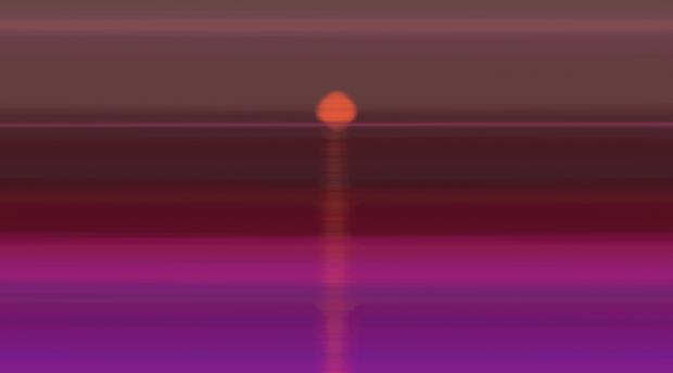 Infinite Sunset von Joseph Gray (Bild: Joseph Gray)