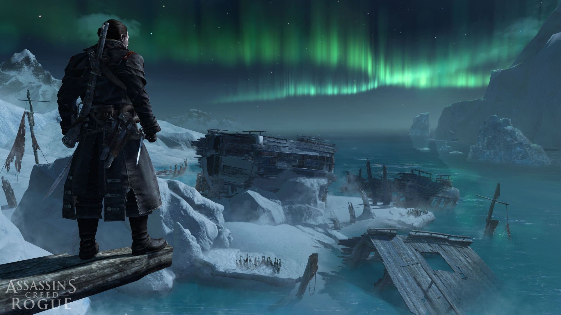 Assassin's Creed Rogue: Als Templer nach New York - Assassin's Creed Rogue (Bild: Ubisoft)