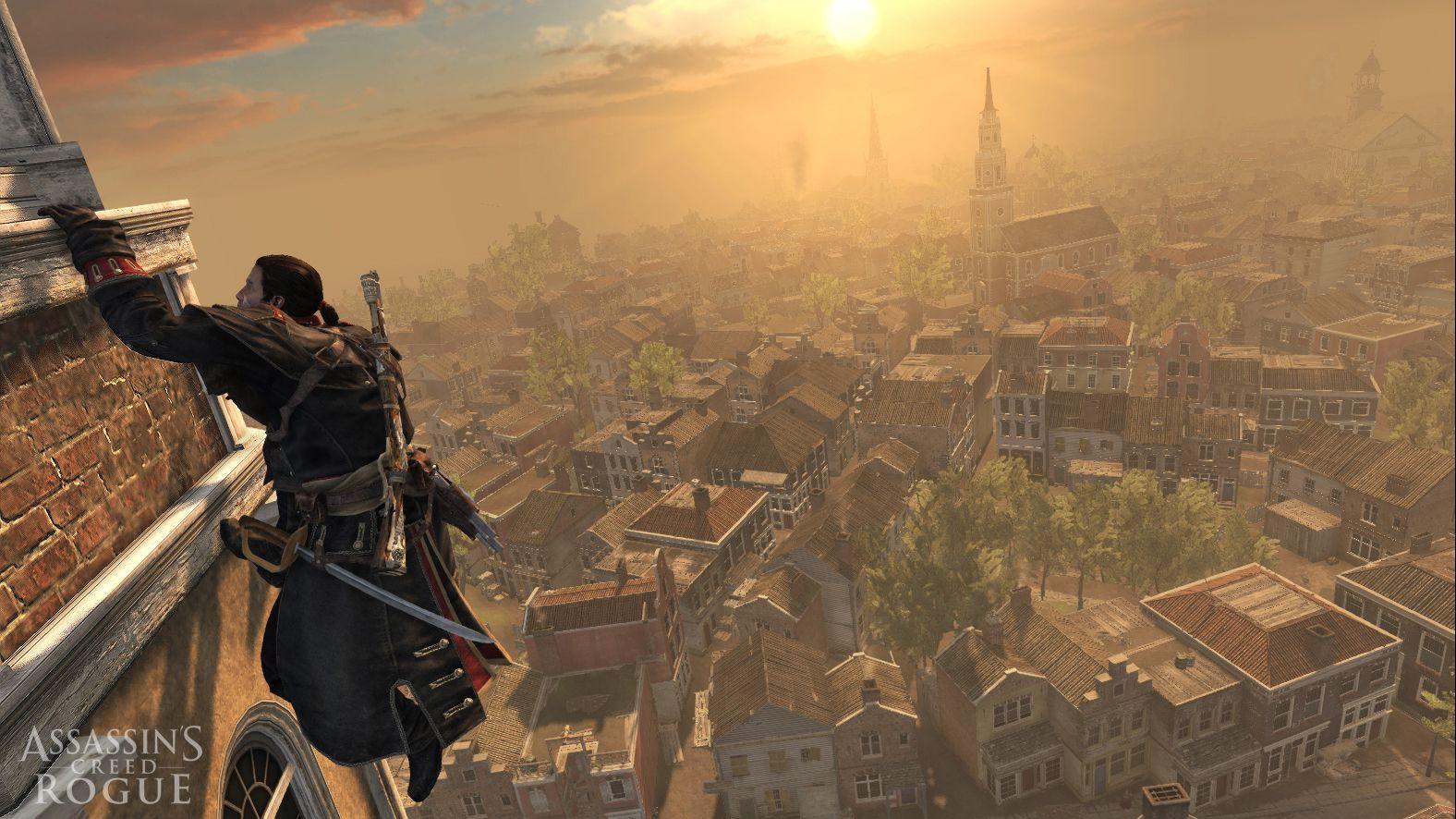 Assassin's Creed Rogue: Als Templer nach New York - Assassin's Creed Rogue (Bild: Ubisoft)