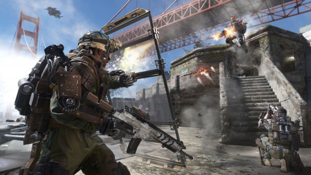 Call Of Duty: Advanced Warfare (Bilder: Activision)