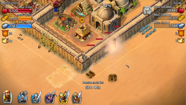 Age of Empires: Castle Siege (Bild: Microsoft)