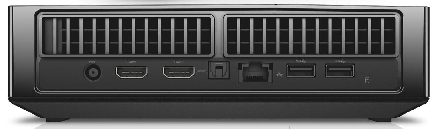 Alienware Alpha ausprobiert: Fast lautlose Steam-Machine mit eigenem Windows-UI - Alienware Alpha (Bild: Alienware)
