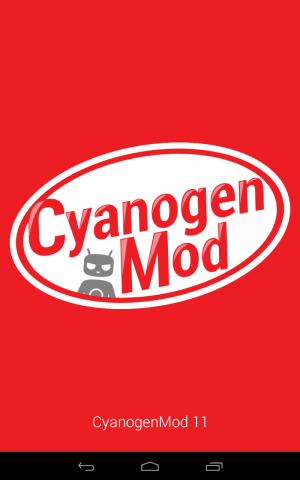 Cyanogenmod ist die aktuell wohl bekannteste alternative Android-Distribution. (Screenshot: Golem.de)