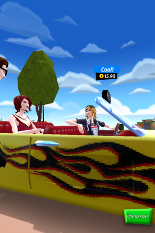Crazy Taxi - City Rush (Screenshots: Golem.de)