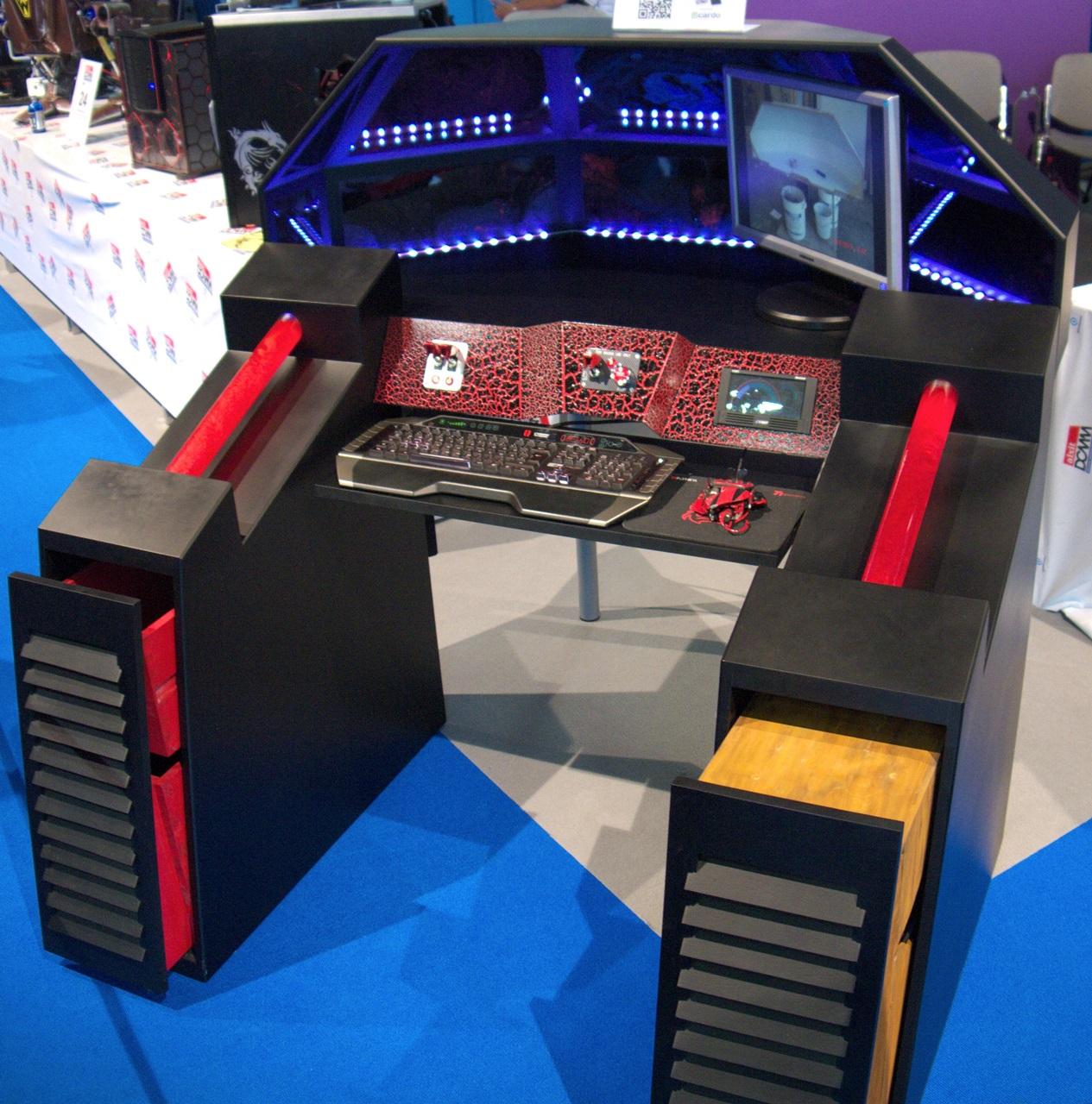 DCMM 2014: Wenn PC-Gehäuse zu Kunstwerken werden -