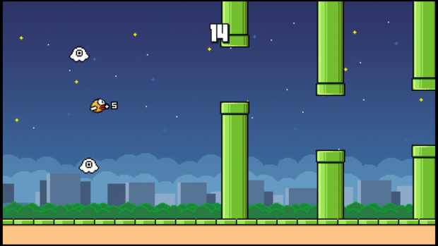 Flappy Birds Family (Bild: Amazon.com), Flappy Bird
