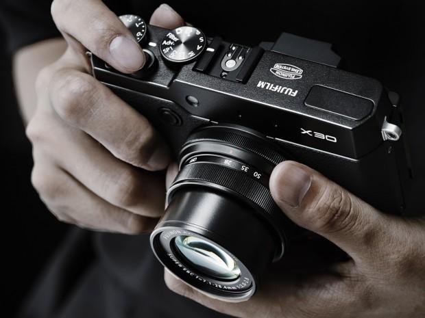 Fujifilm X30 (Bild: Fujifilm)