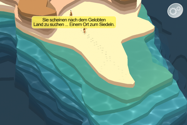 Godus für iOS (Screenshots: Golem.de)