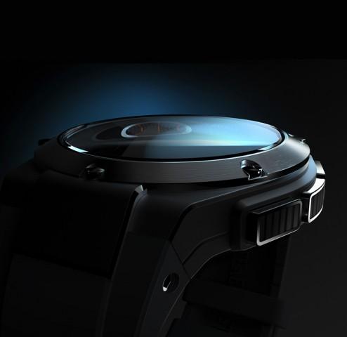 HP Smartwatch (Bild: Gilt)
