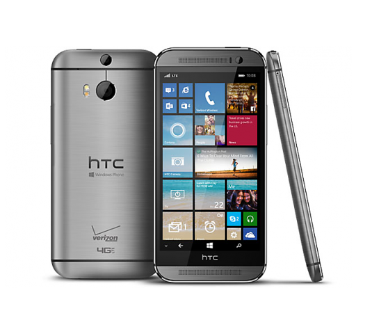 One (M8) for Windows (Bild: HTC)