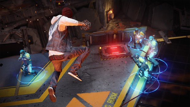 Infamous First Light (Bilder: Sony)