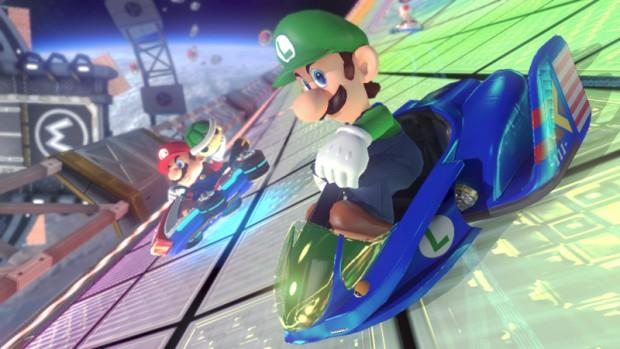 Mario Kart 8 - Erweiterung (Bild: Nintendo)