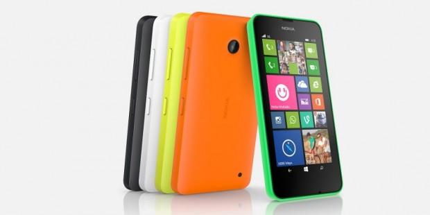 Lumia 630 (Bild: Nokia)