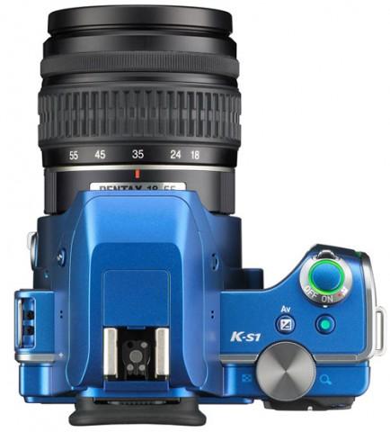 Pentax K-S1 (Bild: Ricoh)