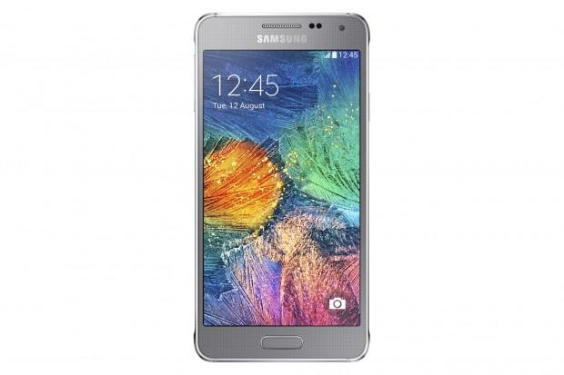 Das neue Samsung Galaxy Alpha (Bild: Samsung)
