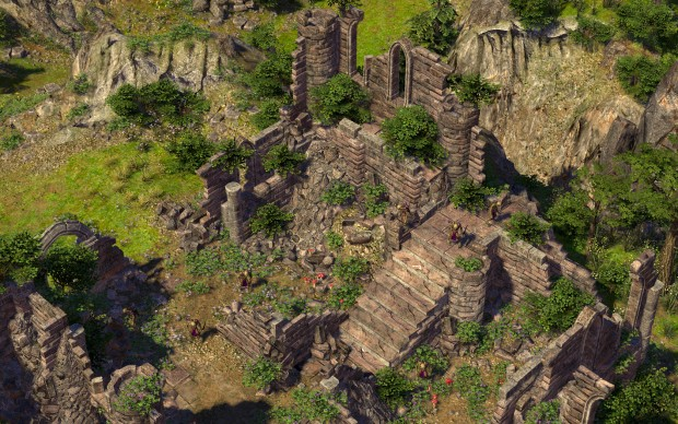 Screenshot des DX9-Prototyps von Spellforce 3 (Bild: Grimlore Games)