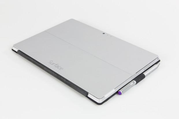 Wie beim Surface Pro 2 ist das Gehäuse aus Magnesium. (Bild: Tobias Költzsch/Golem.de)
