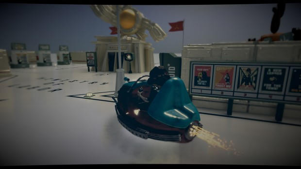 The Tomorrow Children (Screenshot: Q-Games)