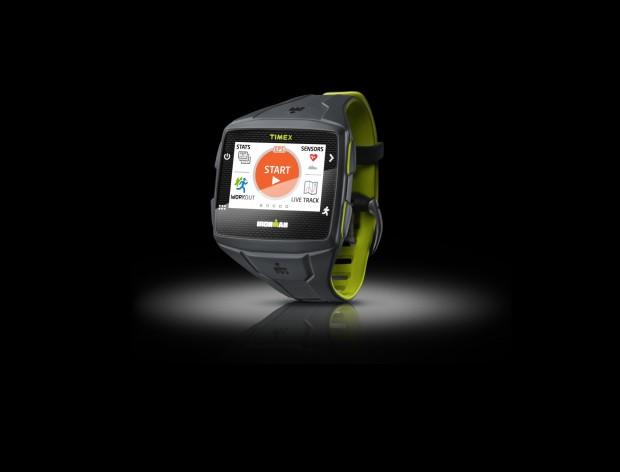 Die Ironman One GPS+ von Timex (Bild: Timex)