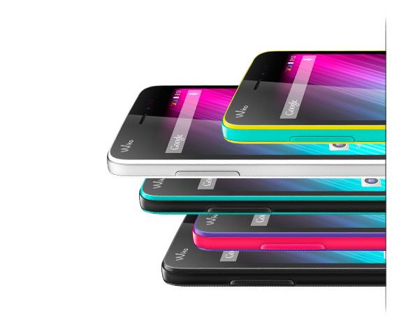 Wiko Getaway: 5-Zoll-Smartphone mit Metallrahmen und Dual-SIM für 200 Euro - Das neue Wiko Lenny (Bild: Wiko)
