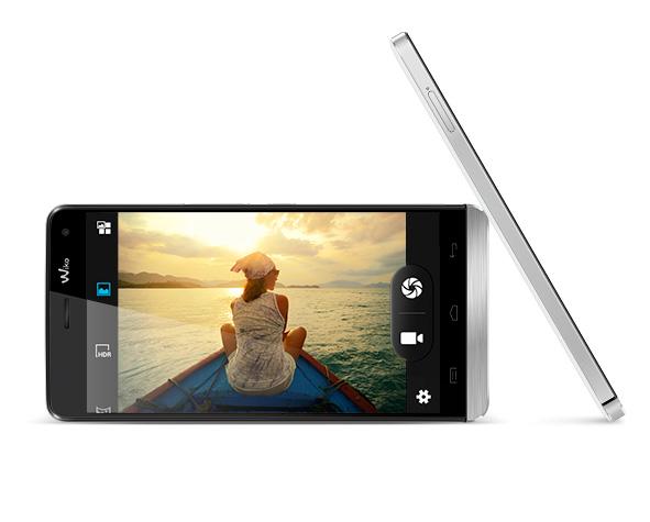 Wiko Getaway: 5-Zoll-Smartphone mit Metallrahmen und Dual-SIM für 200 Euro - Das neue Wiko Getaway (Bild: Wiko)