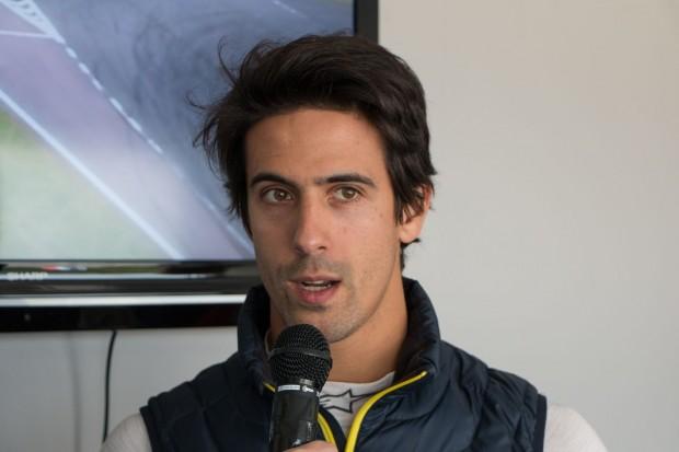 ... oder Lucas di Grassi aus dem deutschen Team Abt Audi Sport. (Foto: Werner Pluta/Golem.de)