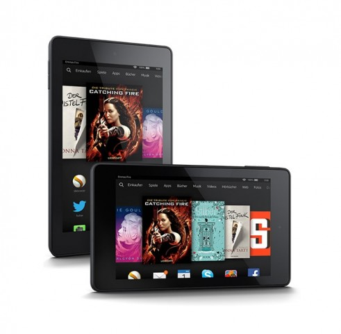 Fire HD 6 (Bild: Amazon)