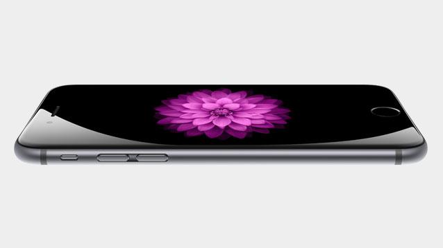 Vergrößerte Displays und NFC: Apple stellt iPhone 6 und iPhone 6 Plus vor - Das iPhone 6 Plus (Bild: Apple)
