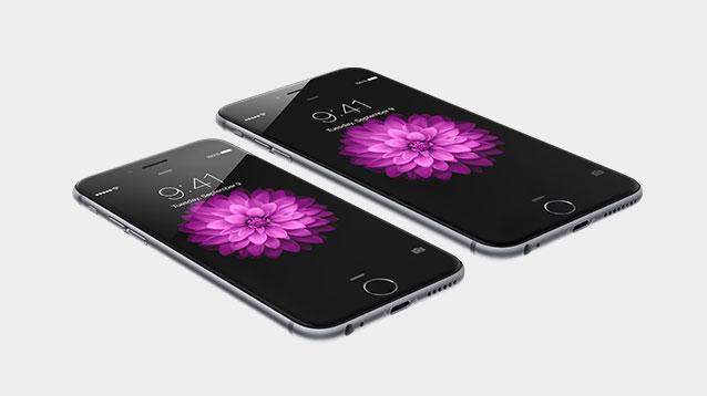 iPhone 6 und iPhone 6 Plus: Apple nennt Verkaufsrekord für neue iPhone-Modelle - Das iPhone 6 und 6 Plus (Bild: Apple)