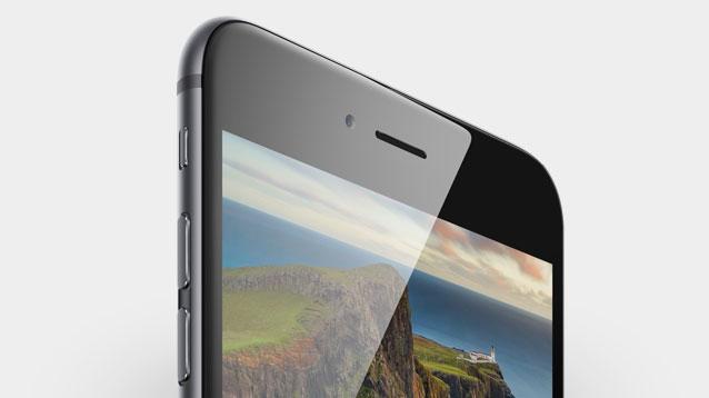 iPhone 6 und iPhone 6 Plus: Apple nennt Verkaufsrekord für neue iPhone-Modelle - Das iPhone 6 Plus (Bild: Apple)