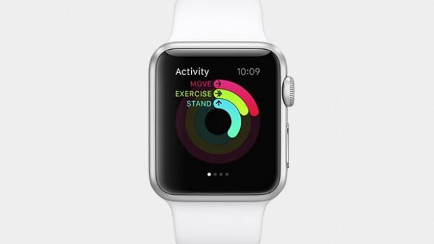Verschiedene Sensoren sind in der Apple Watch verbaut. (Bild: Apple)