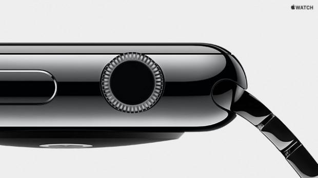 Krone im Detail (Bild: Apple)