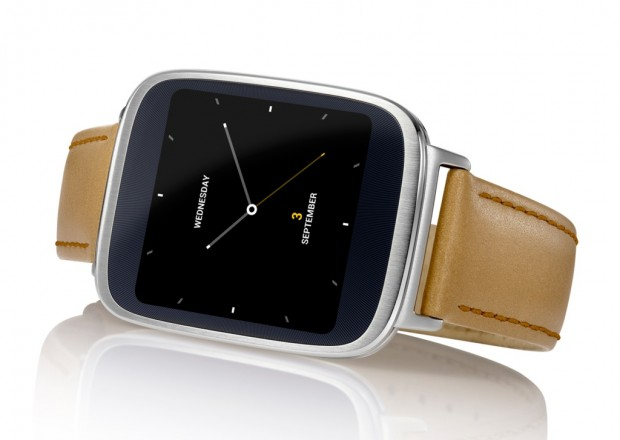 Zenwatch mit Android Wear (Bild: Asus)