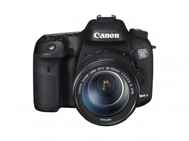 Canon EOS 7D Mark II (Bild: Canon)