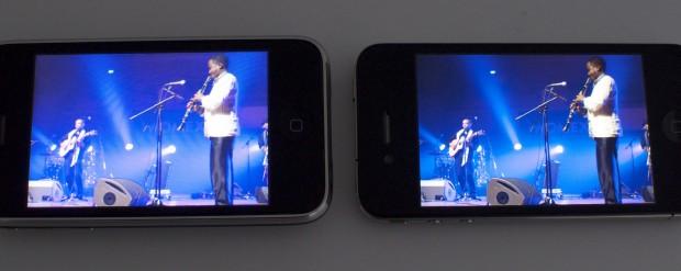 iPhone 3GS und iPhone (Bild: Andreas Sebayang/Golem.de)