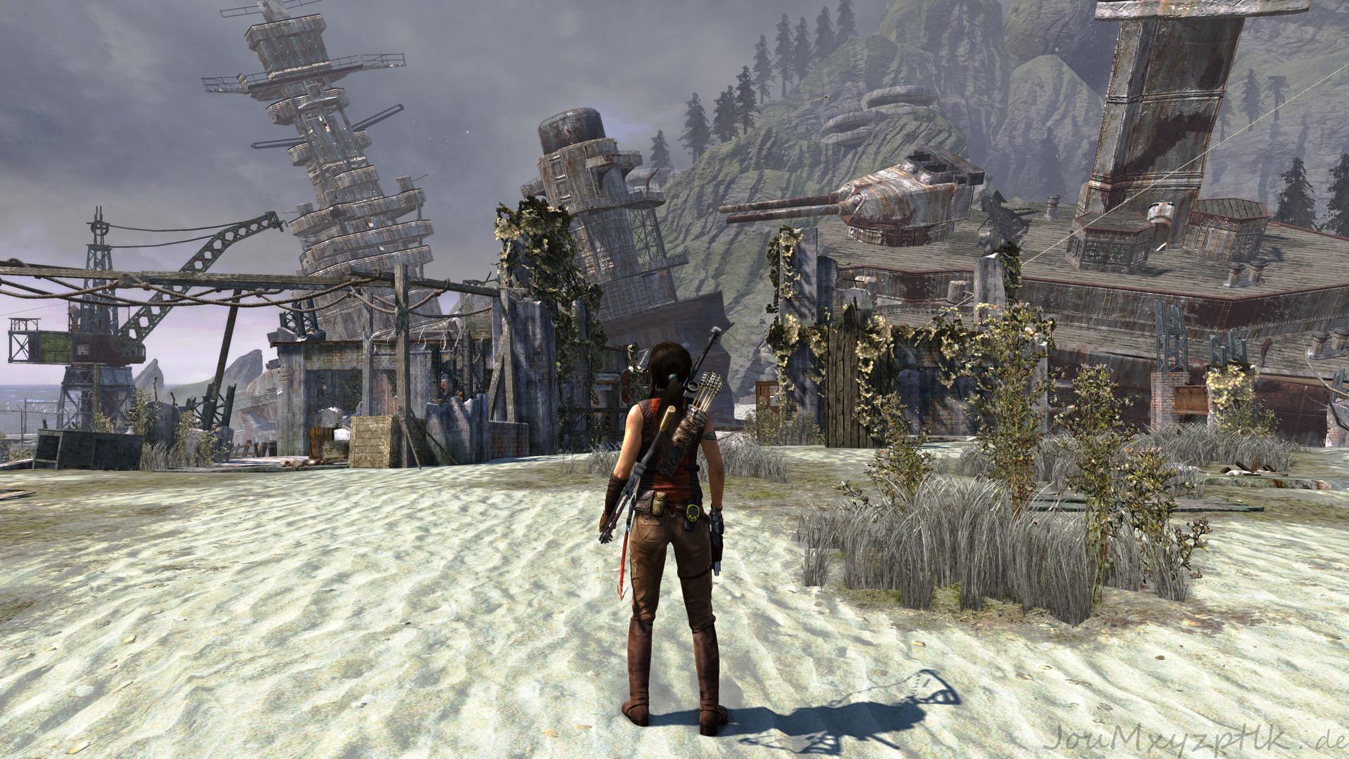 PC-Spiele mit 4K, 5K, 6K: So klappt's mit Downsampling - ... mit Downsampling von 4K auf Full-HD noch viel detailreicher. (Screenshot: Joachim Otahal)