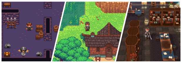 Evoland 2 (Bild: Shiro Games)