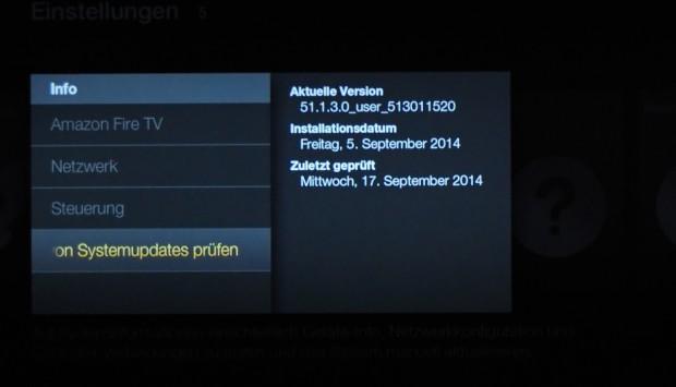 Seit dem 5.9 gibt es das Update, installieren ließ es sich bisher nicht. (Foto: Nico Ernst/Golem.de)