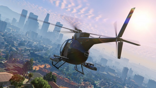 GTA 5 - Version für PS4, Xbox One und Windows-PC (Bild: Rockstar Games)