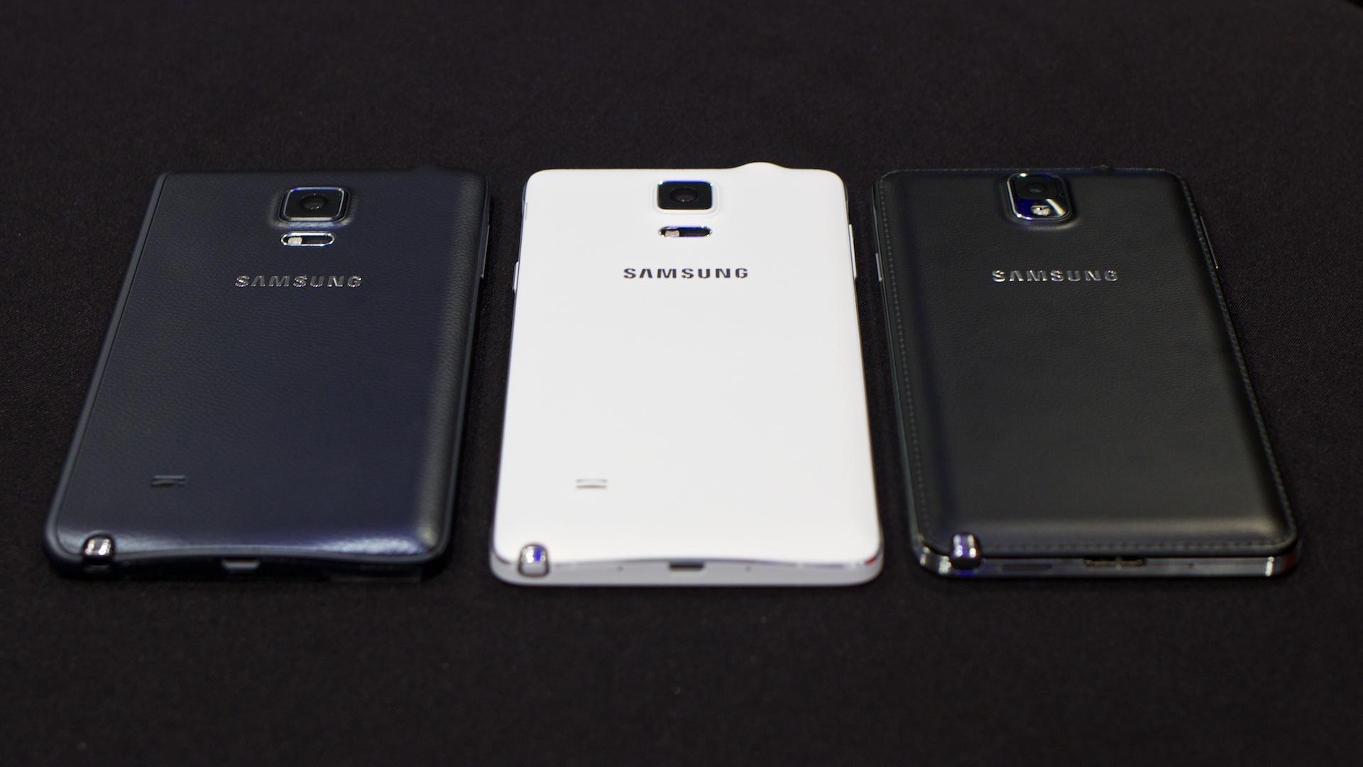 Markteinführung verzögert sich: Samsung bringt Galaxy Note 4 später -